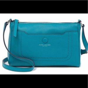 Marc Jacob Leather Crossbody Bag NWT